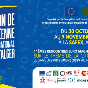 EU Delegation takes part in 24th Algiers International Book Fair