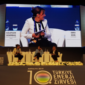 Association of Mediterranean Energy Regulators President raises awareness of gender inequality in energy sector