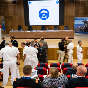 EU Naval Force organised forum to address migratory phenomenon in the Mediterranean