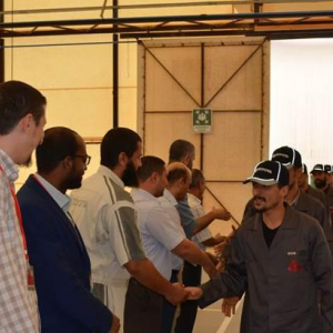 EU supports vocational training for Libyan youth