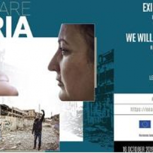They are Syria : EU co-funds short films to give Syrians a voice