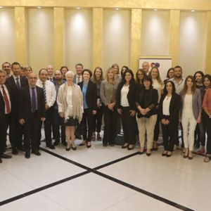 "Launch of the ""Joint European Roadmap for Engagement with Civil Society in Palestine 2018-2020"""