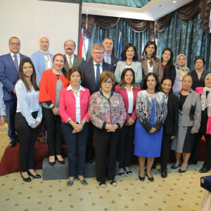 EU celebrating Egyptian women scientists
