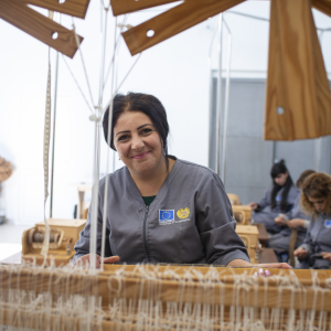 EU wool factory creates workplaces in Armenia