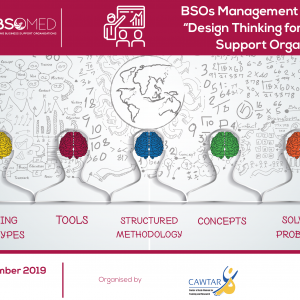 Tunisia: EU-funded EBSOMED offers training on design thinking for Business Support Organisations