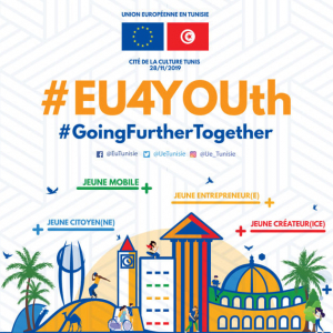 EU4YOUth Forum in Tunisia: EU to rally in favour of youth