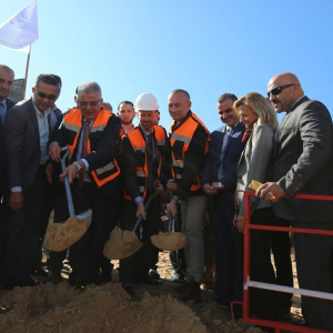 expansion of Southern Gaza Seawater Desalination Plant