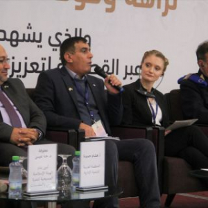 EU Police and Rule of Law Mission advisers advocate for enhanced witness protection in Palestine