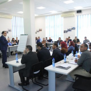Palestine : EU Border Assistance Mission provides training on fighting corruption and border-related frauds