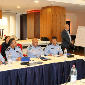 EU Police and Rule of Law Mission's training supports safer prison environment in Palestine through improved risk management