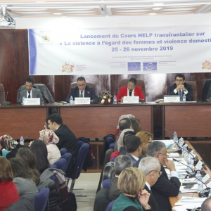 EU supports Mediterranean legal professionals in combating violence against women
