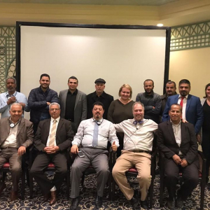 Libya : EU-funded project provides training on operational project management