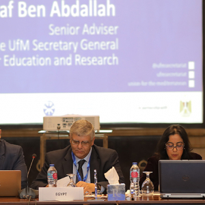 Union for the Mediterranean regional meeting reflects on renewed strategic agenda for higher education regional cooperation