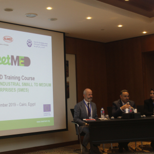 EU-funded project provides training on energy audits in industrial small to medium-sized enterprises
