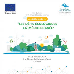 """Med Dialogue for Rights and Equality"" project raises Southern countries awareness of environmental challenges in the Mediterranean region""Med Dialogue for Rights and Equality"" project raises Southern countries awareness of environmental challenges in the Mediterranean region"