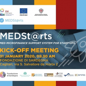 MEDSt@rts, a new EU-funded cross-border project to facilitate access to finance for young entrepreneurs