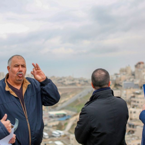 Palestine: European Union Heads of Mission visit Al-Issawiya in East Jerusalem