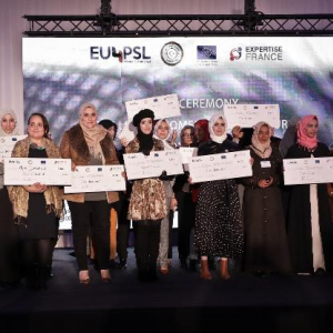 Libya: Awards ceremony of the Women Entrepreneurs Contest