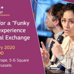 Funky Friday experience on Virtual Exchange to be held on 21 February in Brussels