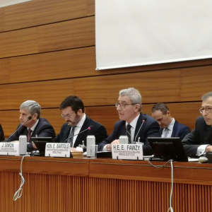 High-level panel discussion examines ways to attain rights-based migration policies