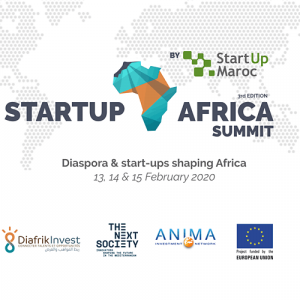 Startup Africa SUMMIT 2020: diaspora and start-ups shaping Africaa