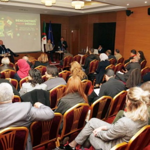 The EU unveils a set of activities in favour of Algerian media