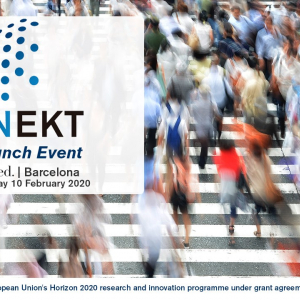 EU-funded CONNEKT: roundtable to launch new project