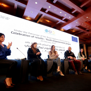 "Jordan: EU and UNESCO celebrate the achievements of the ""Youth Empowerment: Media Information Literacy"" project"