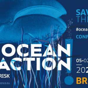 EU-funded COMMON project at Ocean Action! Conference