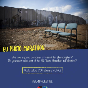 EU photo marathon in Palestine : Apply now