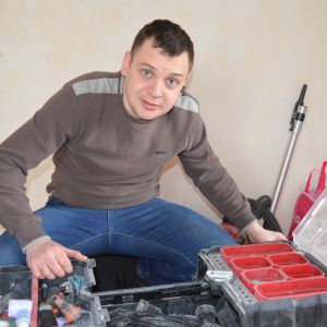 How one man from Mariupol became his own boss, with help from EU4Youth