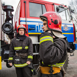 Belarus: The people of Kamieniec in safer hands thanks to new EU-funded fire station