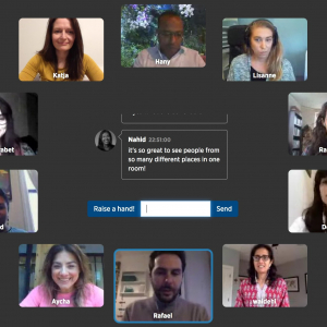 Erasmus+ Virtual Exchange: online collaborative learning without borders