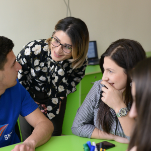 EU helps young people in Armenia gain confidence through skill-building clubs