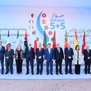 5+5 Dialogue Ministers of Foreign Affairs link migration and development