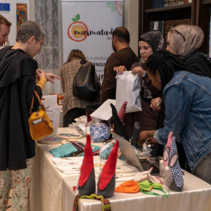 EU in Jordan hosts reception and bazaar to celebrate International Women's Day