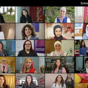 Womenpreneur Tour documentary : EU-funded SANAD promotes female entrepreneurship in MENA region