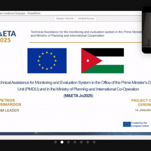 Governance reforms support in Jordan: EU-funded project ends