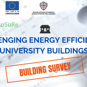 Med-EcoSuRe launches survey for decision making process of retrofitting in university buildings