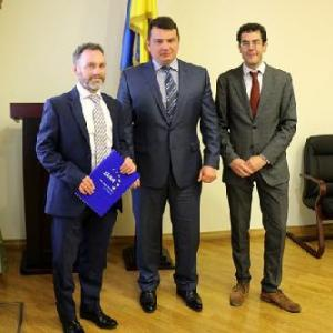 Ukraine: EU Mission strengthens cooperation with anticorruption body