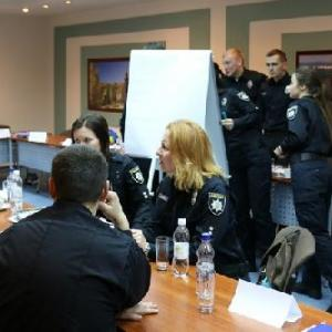 EU supports community policing in Ukraine