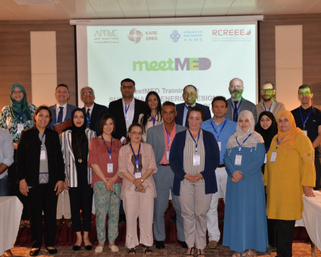 MEETMED - Mitigation Enabling Energy Transition in the Mediterranean Region