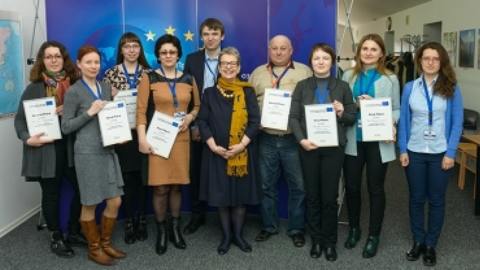 Belarus: journalists were rewarded for best stories on EU projects