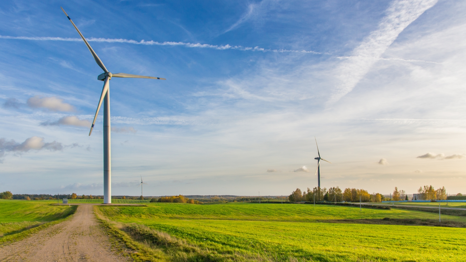 The wind turbines in Belarus. Shutterstock photo. Credit: Ivan Abramkin