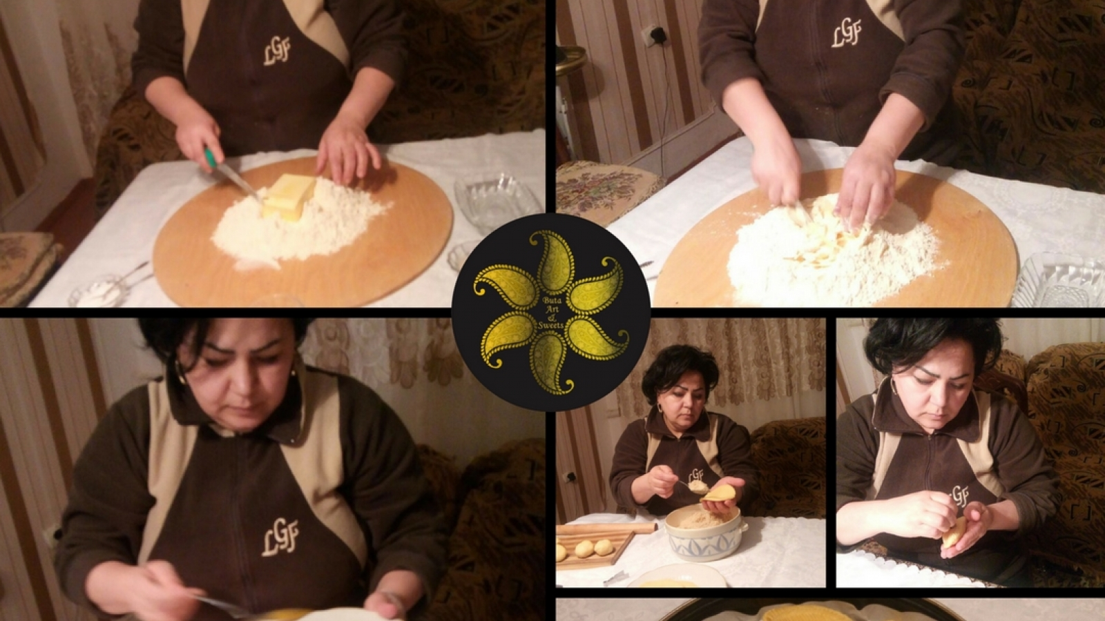 Sara organised an online platform in Baku selling traditional Azerbaijani desserts. Women with special needs make them at their homes.