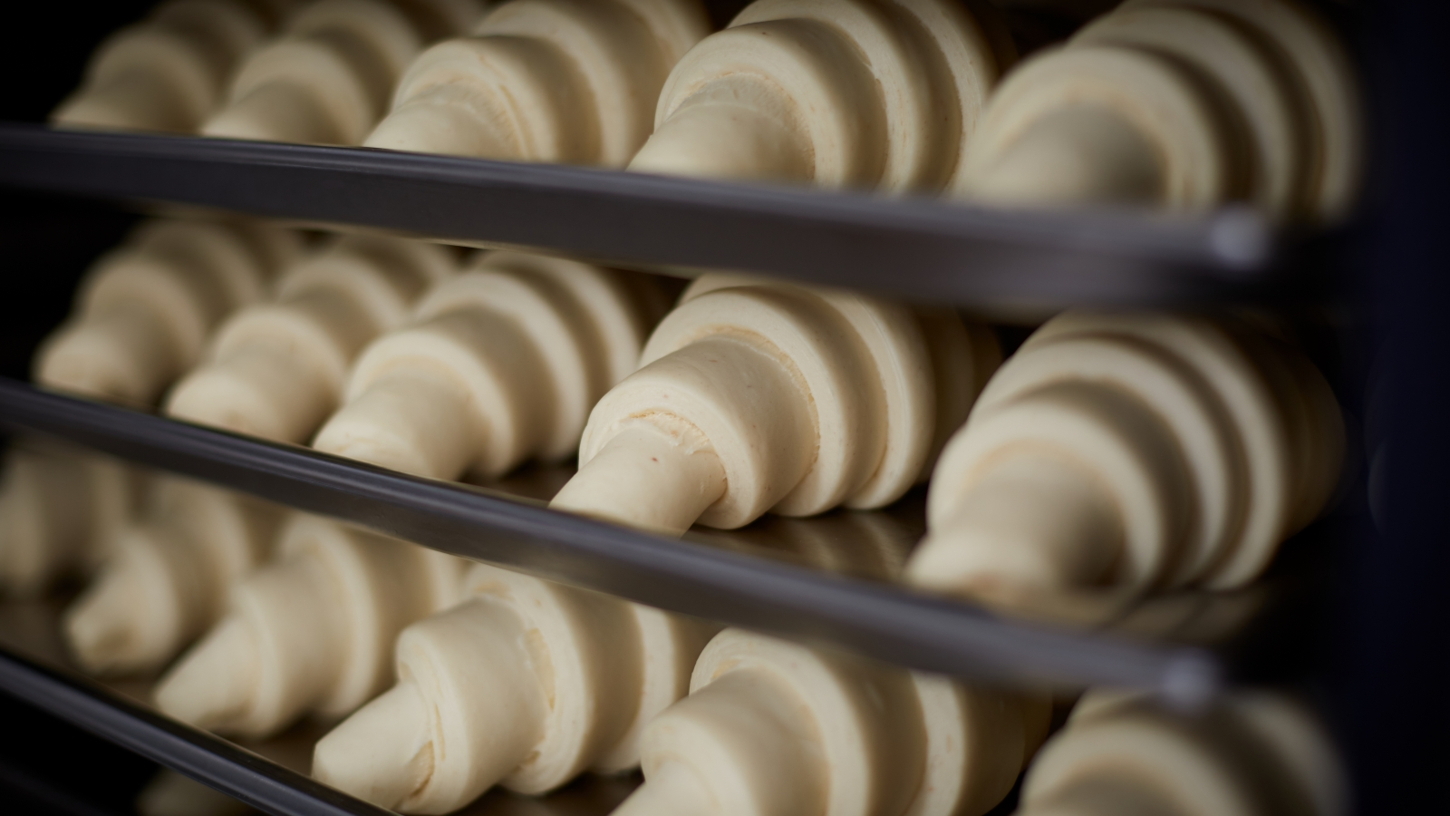 Inside Diana's company that produces and sells a variety of croissants