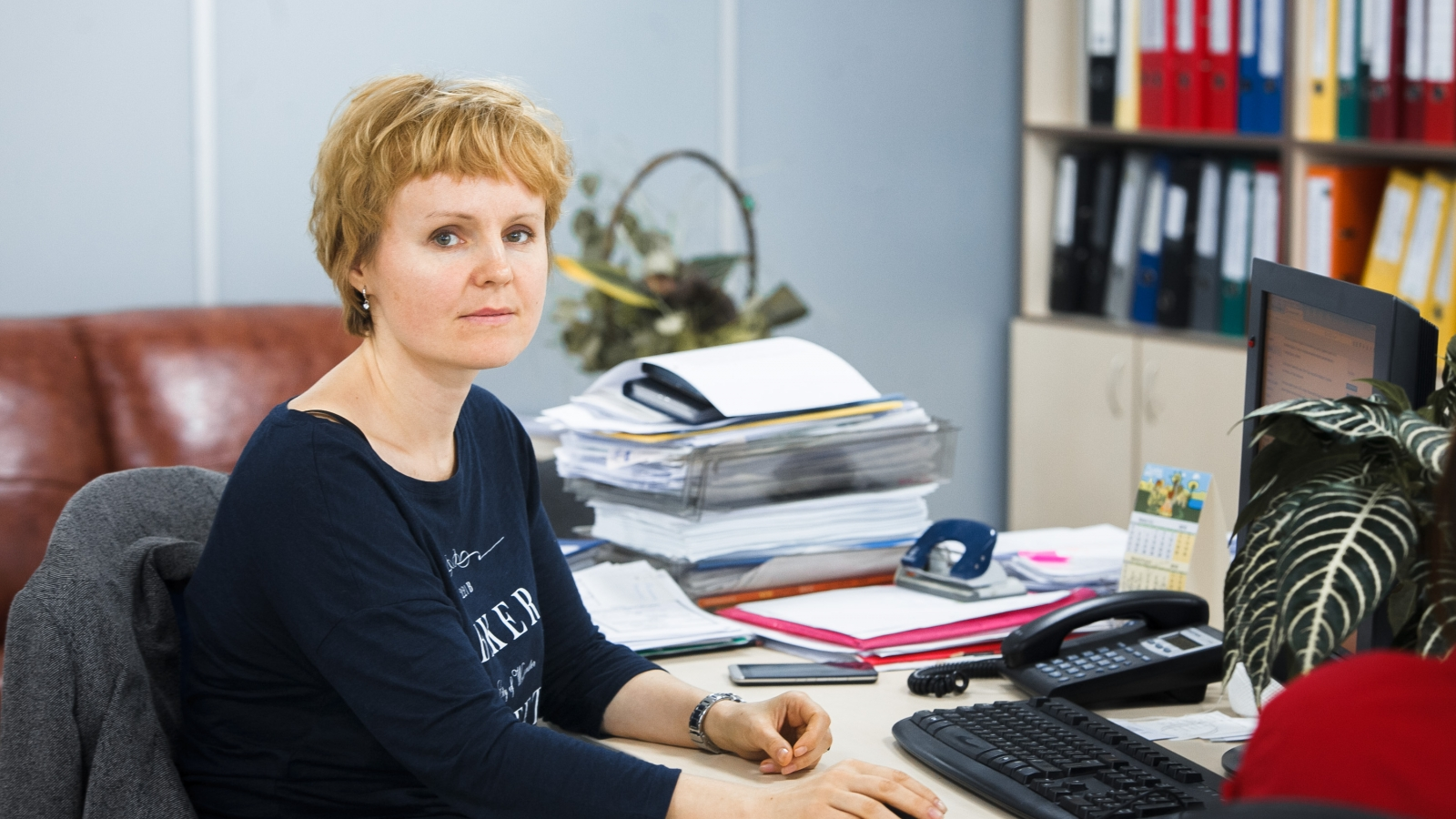 Lyudmila Chekina, CEO at TUT.BY, the leading online news portal in Belarus