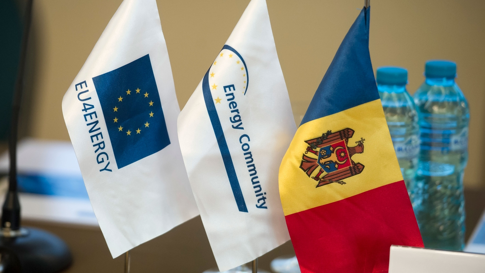 EU4Energy high-level policy talks on energy efficiency in the Republic of Moldova