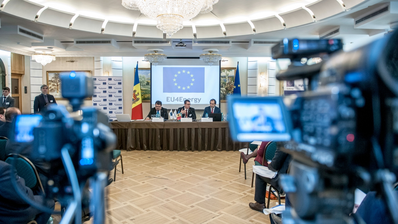 Opening of the EU4Energy high-level policy talks on energy efficiency in the Republic of Moldova