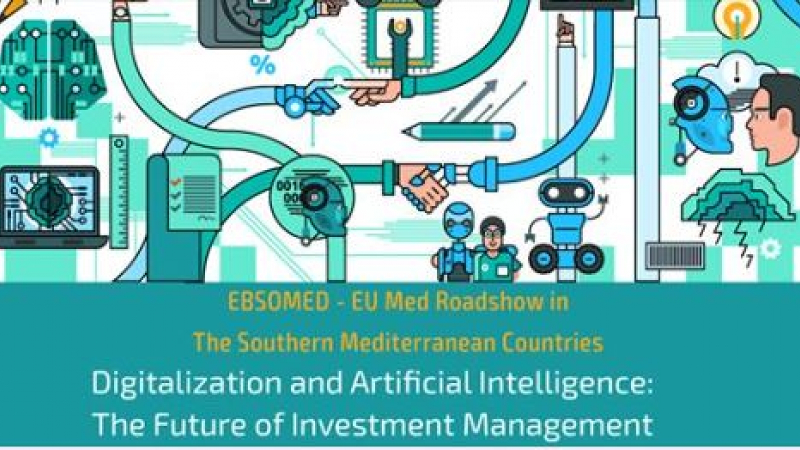 EBSOMed Roadshow on Digitalization and Artificial Intelligence in the Euro-Mediterranean region